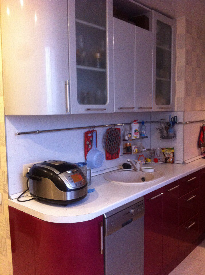 Кухня Хай Тек Алессио артикул: 20107999
