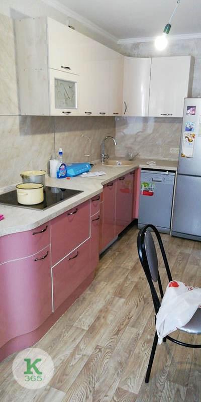 Розовая кухня Алфредо артикул: 20133563