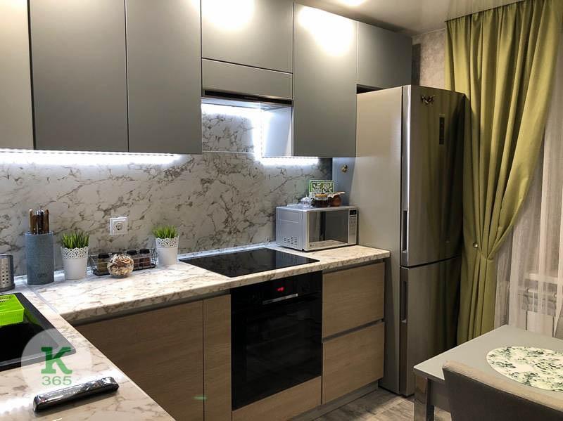 Металлическая кухня Ферранд артикул: 20171353