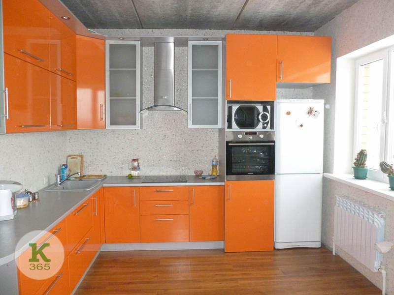 Оранжевая кухня Марио артикул: 20195025
