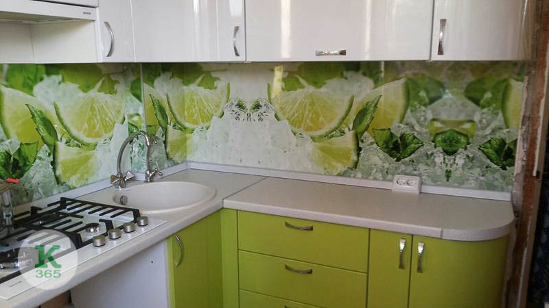 Салатовая кухня Адэлфири артикул: 20204809