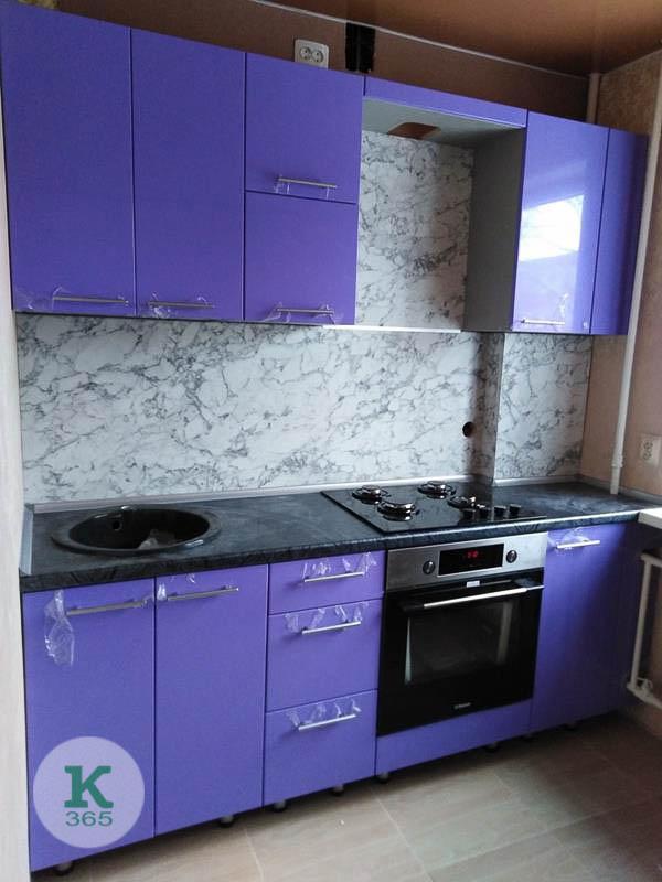 Фиолетовая кухня Ремиджио артикул: 20246413