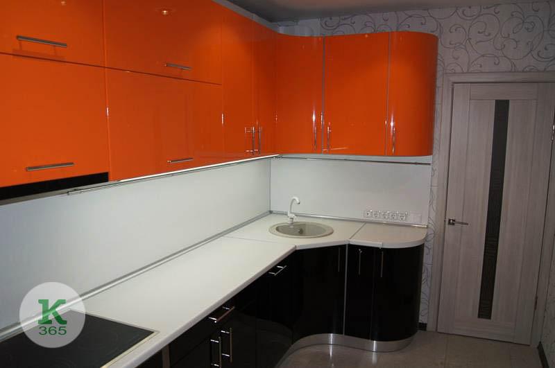 Оранжевая кухня Дамиен артикул: 20256258