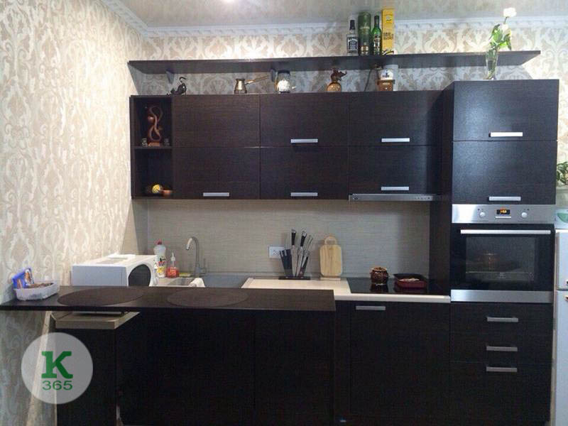 Черная кухня Кловис артикул: 20330219