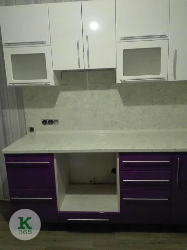 Фиолетовая кухня Ивон артикул: 20334327