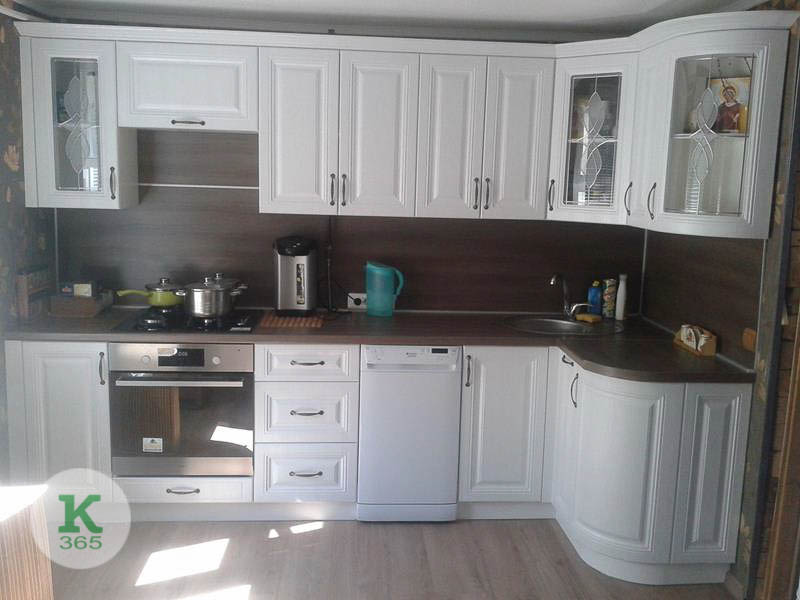 Г-образная кухня Никола артикул: 20466832
