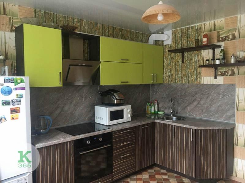Фисташковая кухня Амадиу артикул: 20501724