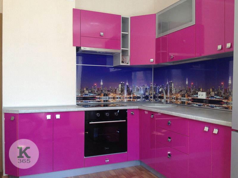 Розовая кухня Куирино артикул: 20535485