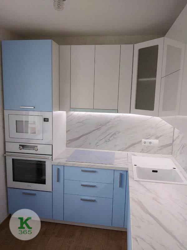 Бирюзовая кухня Саин артикул: 20541580