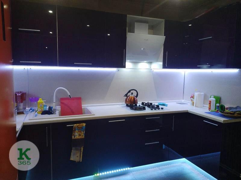 Фиолетовая кухня Джустино артикул: 20616926