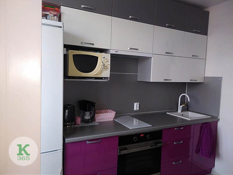Фиолетовая кухня Херв артикул: 20620844