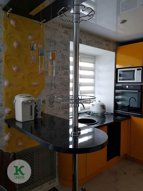 Оранжевая кухня Донэтелло артикул: 20815840