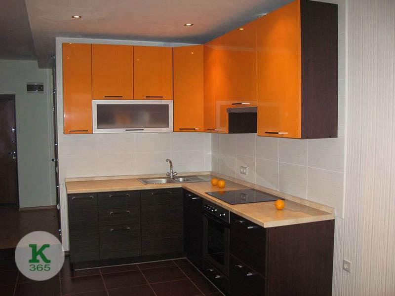 Оранжевая кухня Тонайо артикул: 20878194