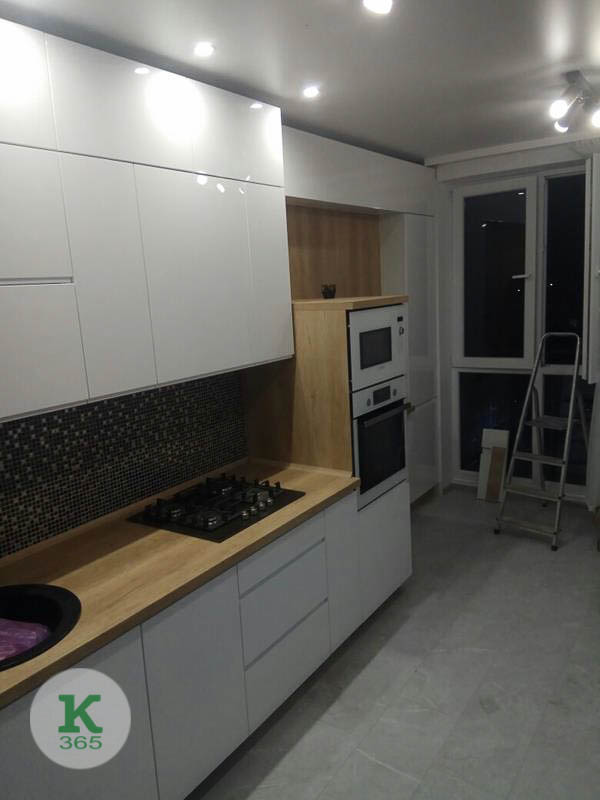 Кухня без ручек Элайодоро артикул: 20880820