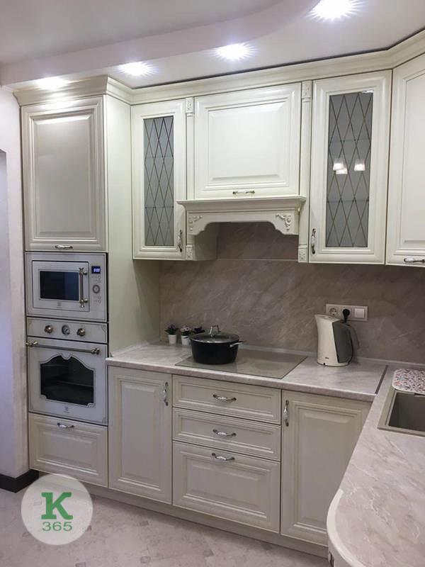 Г-образная кухня Этьенн артикул: 20976261