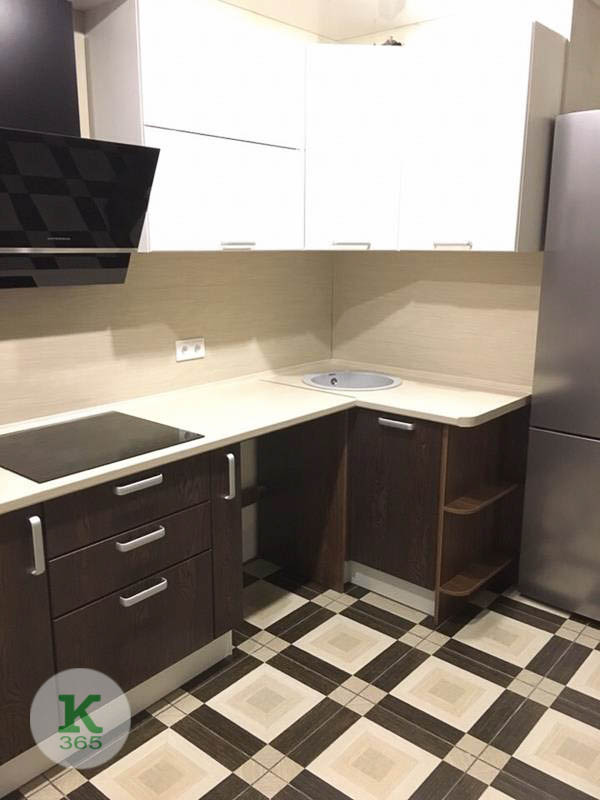 Коричневая кухня Ладислао артикул: 20992838