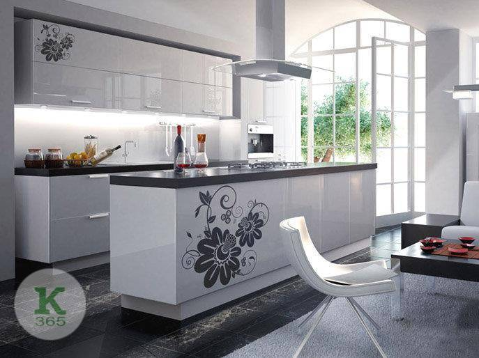 Акриловая кухня Жемчужный ясень артикул: 0001019697