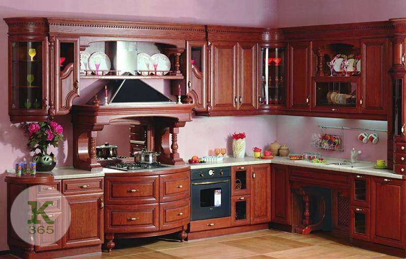 Кухня ольха Модерн-У артикул: 114721