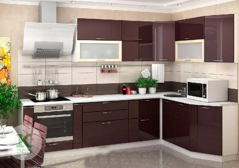 Вишневая кухня Вирджиния артикул: 134162