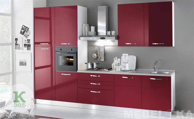 Вишневая кухня Дамиана артикул: 139921