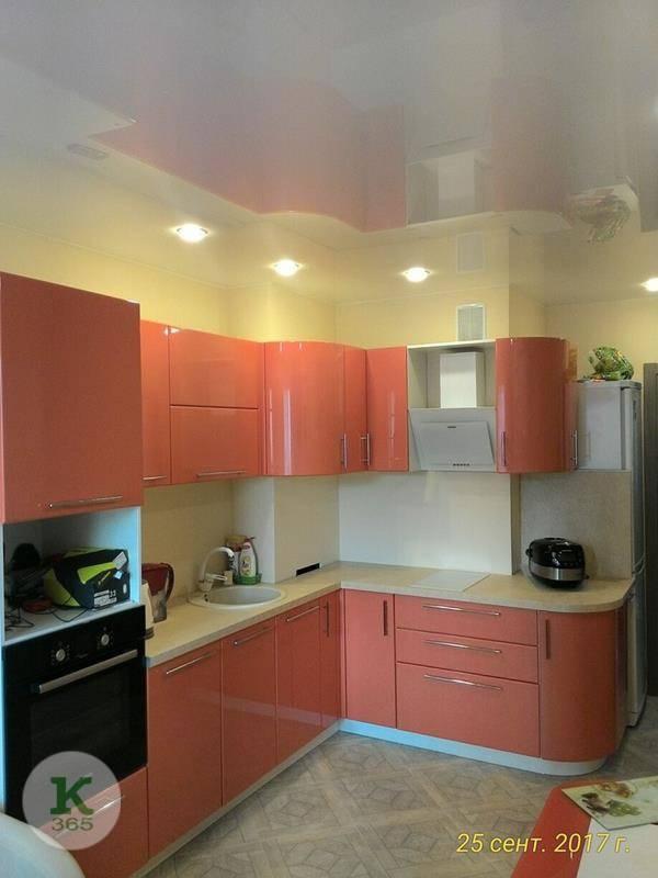 Акриловая кухня Бостон Нью Лайн артикул: 000141526