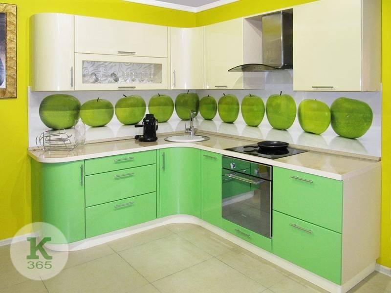 Салатовая кухня Ноа Лофт Плюс артикул: 151250