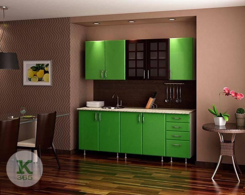 Салатовая кухня Позитано Эри артикул: 152352