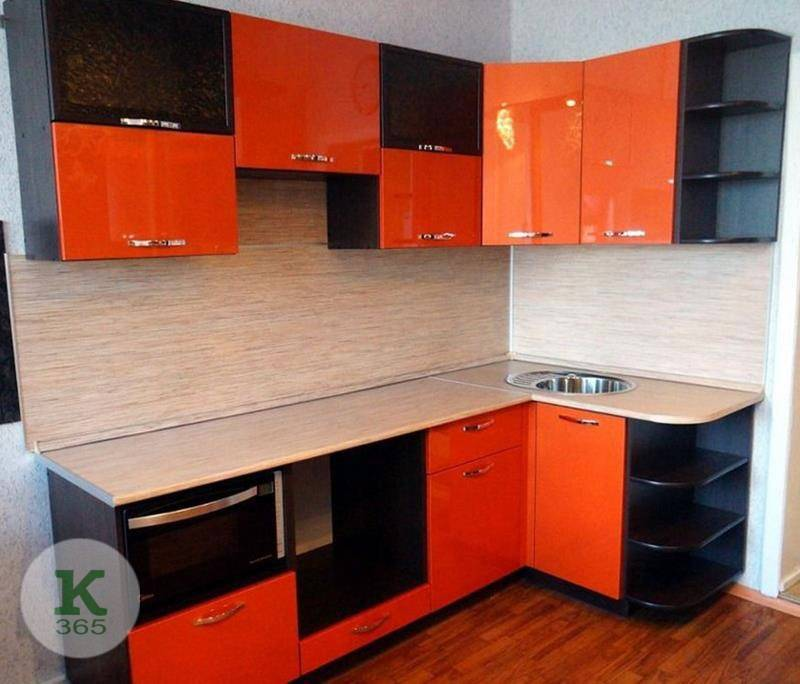 Оранжевая кухня Вдохновения артикул: 195313