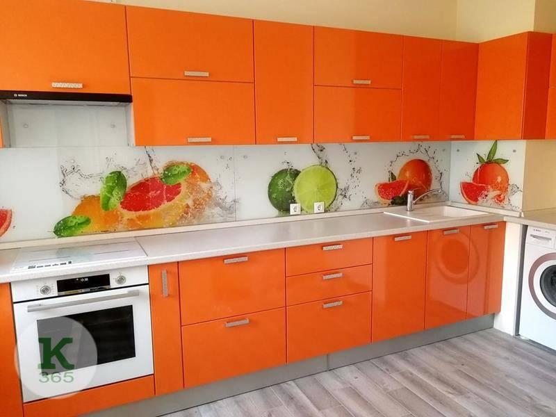 Оранжевая кухня Ирис артикул: 199081