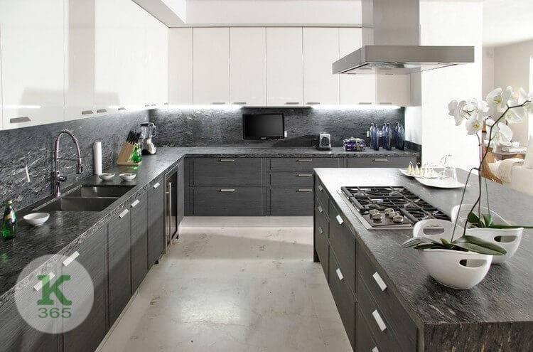 Серебристая кухня Кидс артикул: 227813