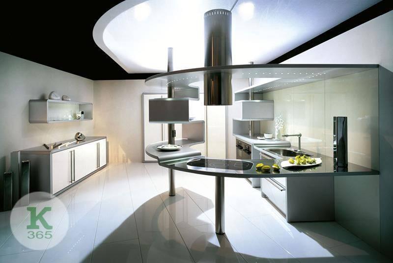 Кухня с островом Ночь артикул: 282001