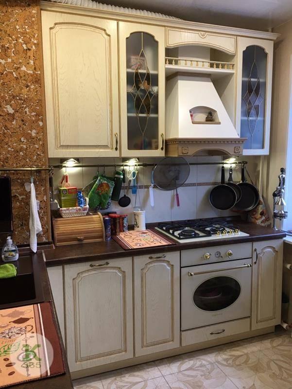 Кухня с патиной Наша Марка артикул: 000282280