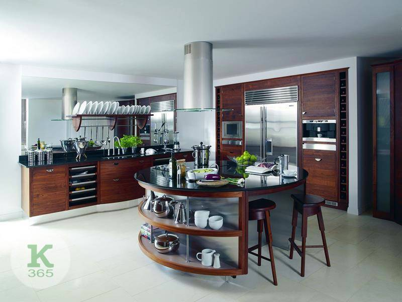 Кухня с островом Клубника артикул: 283505
