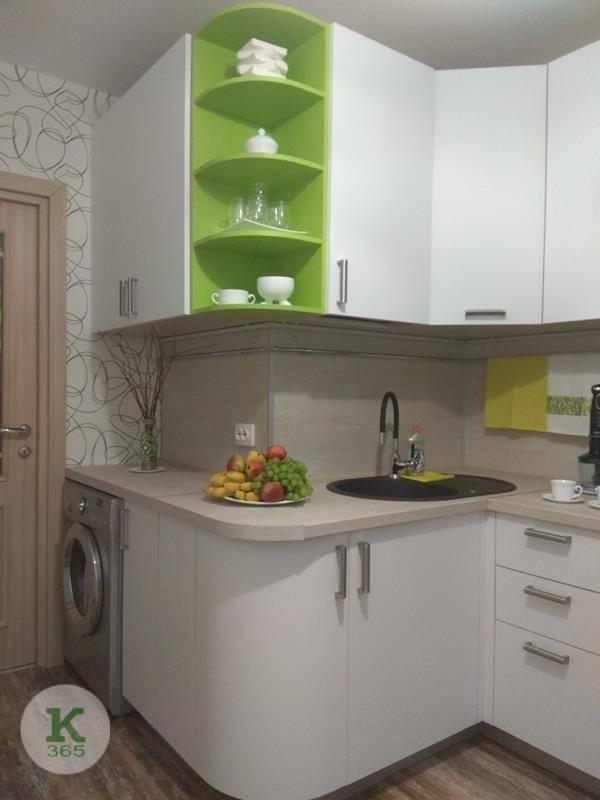 Кухня для хрущевки Лебеди артикул: 000300085