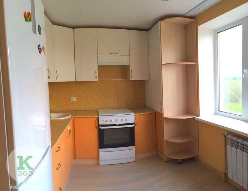 Разноцветная кухня Спутник Стиль артикул: 0003147