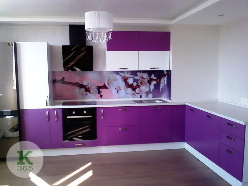 Лиловая кухня Анабель Квадро артикул: 369800