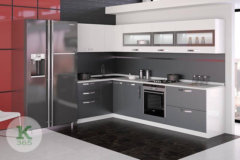 Металлическая кухня Бристоль Квадро артикул: 392498