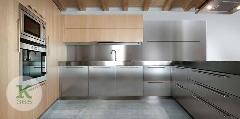Металлическая кухня Манчестер Квадро артикул: 404101