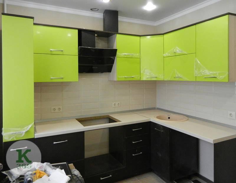 Лаймовая кухня Триесте Квадро артикул: 411325