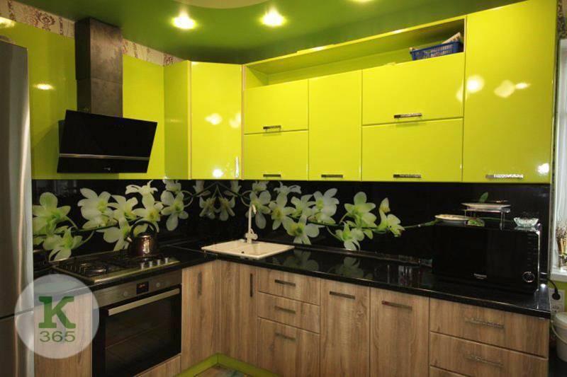 Лаймовая кухня Афина Оро Квадро артикул: 416785