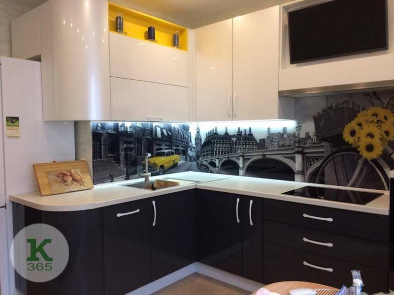 Коричневая кухня Ялта артикул: 000422630