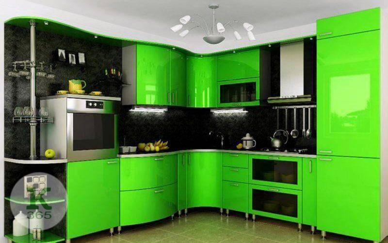 Кухня лайм Бархат Квадро артикул: 425042