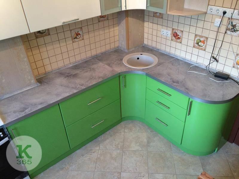 Цветная кухня Жизель артикул: 0004356