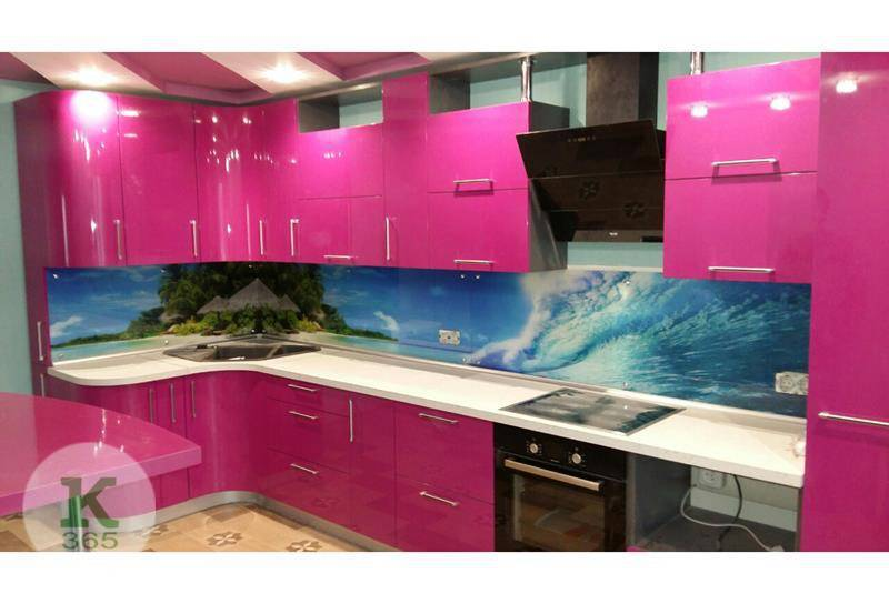Розовая кухня Лайма Квадро артикул: 475313