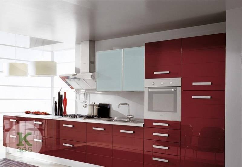 Бордовая кухня Тюльпан артикул: 54121