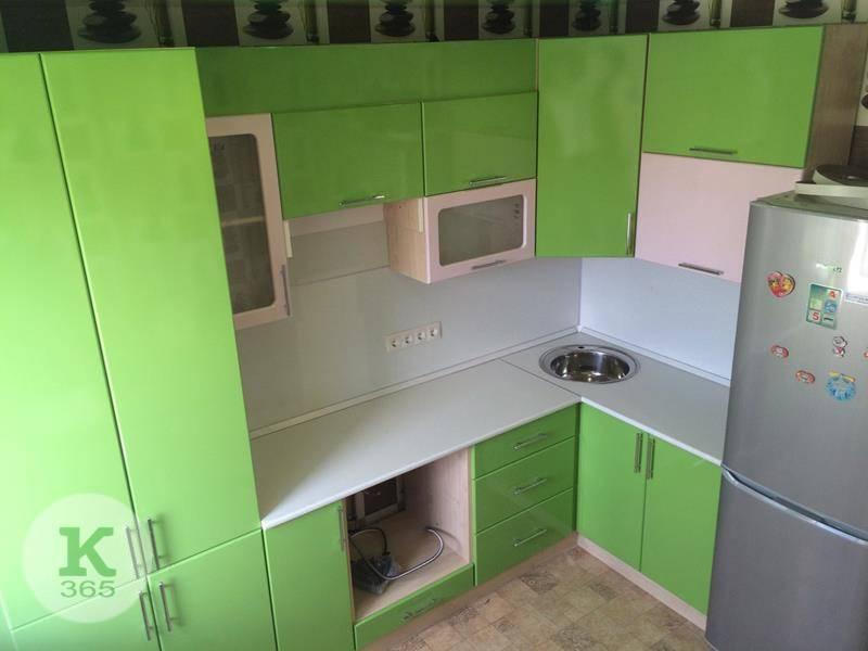 Салатовая кухня Милан артикул: 0006273
