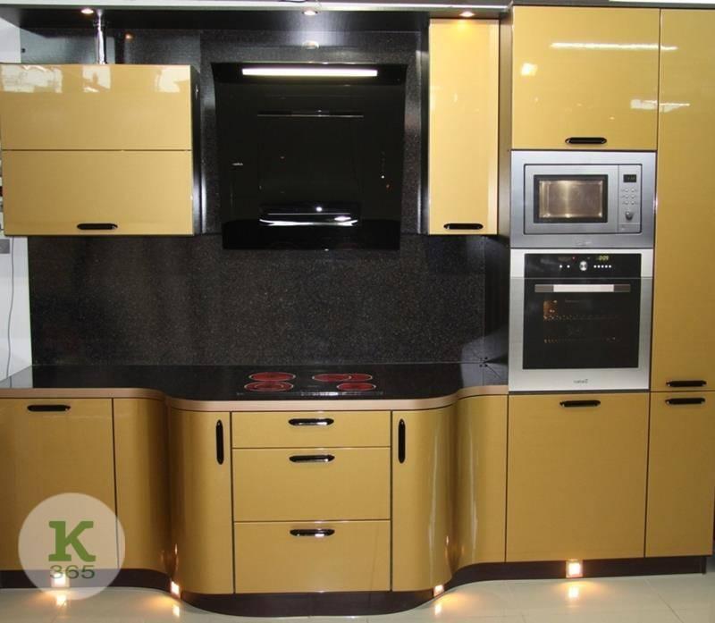 Желтая кухня Гарант артикул: 65522