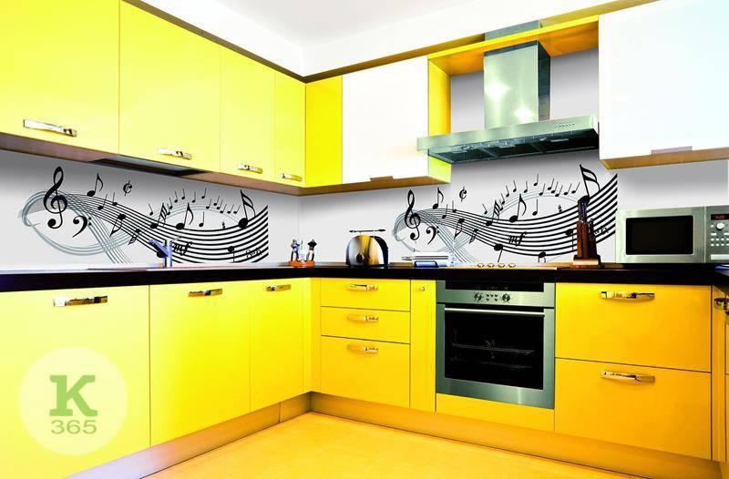 Желтая кухня Прага нано артикул: 67712