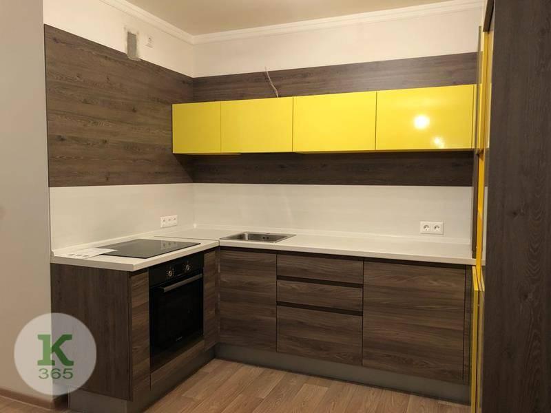 Кухня без верхних шкафов Город артикул: 000691559