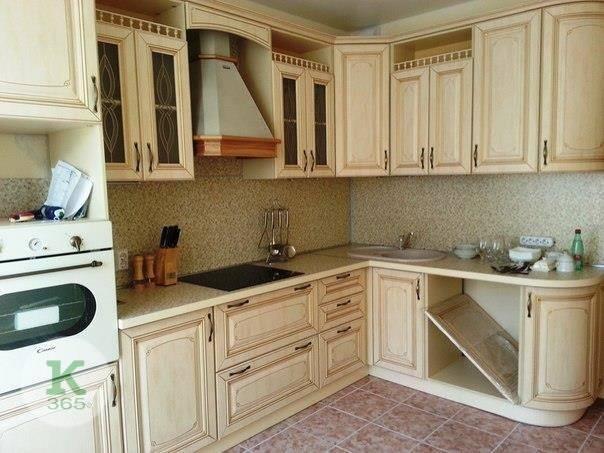 Кухня с патиной Триесте артикул: 00071449